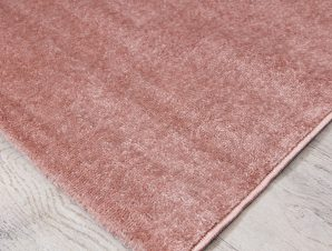 Στρογγυλό Χαλί All Season (Φ120) Ezzo Chroma 8216AJ8 Pink