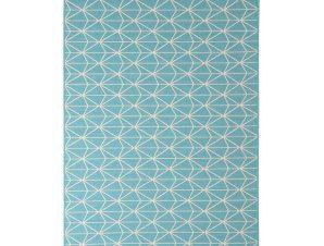 Χαλί Καλοκαιρινό (200×285) Royal Carpets Flox 723 L.Blue