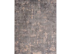 Χαλί (160×230) Βιοκαρπέτ Damier 11022-G02 Grey