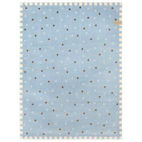 Παιδικό Χαλί 115X175 Saint Clair Starlight Blue