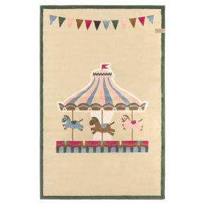 Παιδικό Χαλί 115X175 Saint Clair Carousel