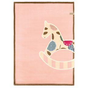 Παιδικό Χαλί 115X175 Saint Clair Toy Pink