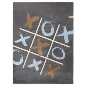 Παιδικό Χαλί 115X175 Saint Clair Tic Tac Toe
