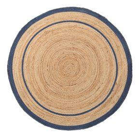 Χαλί Σαλονιού All Season Royal Carpet Sombrero 120 Round – 483/590 Blue
