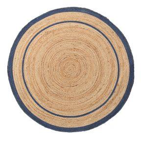 Χαλί Σαλονιού All Season Royal Carpet Sombrero 160 Round – 483/590 Blue