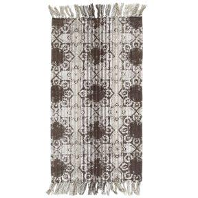 Χαλί All Season Σαλονιού 140X200 Das Home Carpet 7003 Καφέ
